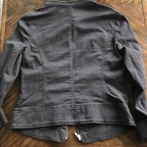 Express Jackets & Coats - Gray Express jacket